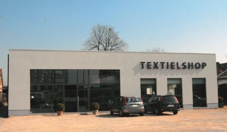 Textielshop nv - Waregem