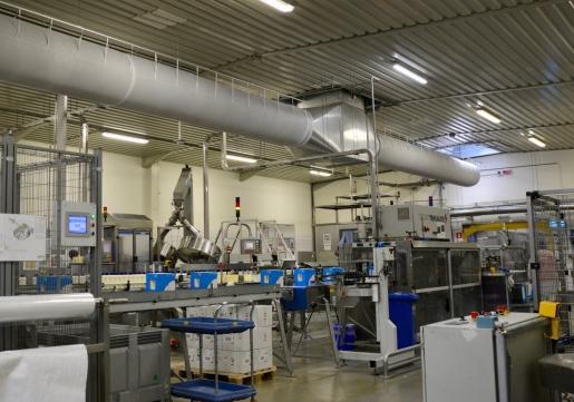Bij Pauwels Sauzen vindt men het belangrijk dat de medewerkers het hele jaar door in een verbeterd klimaat kunnen werken
