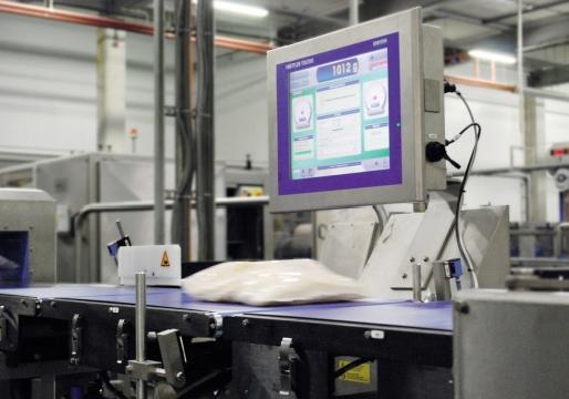 Door de nieuwste software konden de checkwegers geïntegreerd worden in het productienetwerk