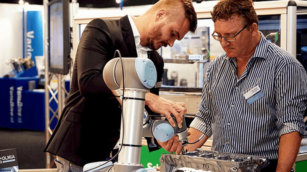 Vision, Robotics & Motion is dé vakbeurs waar u alles vindt ombetrouwbaarder, veiliger en sneller te produceren dankzij automatisering, robotica, machine vision en motion control