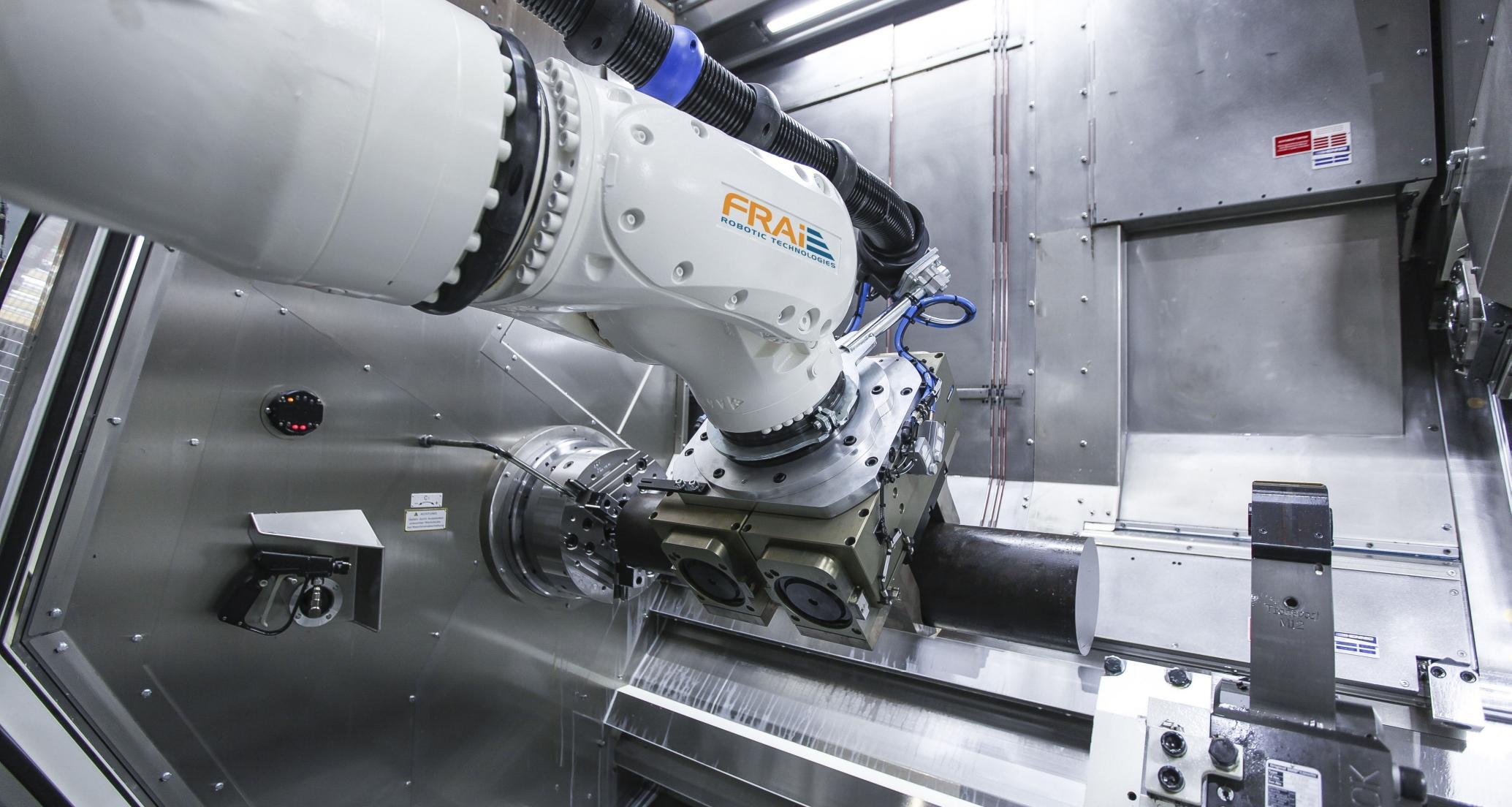 Automatisatie een maatje groter (WFL)