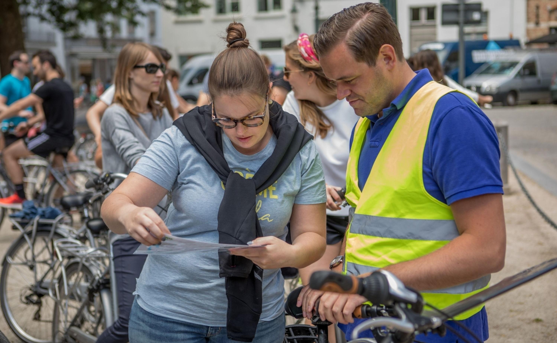 Un événement du personnel est idéal pour amener vos employés à entrer en contact avec d'autres services – Photo: Event Mosaic
