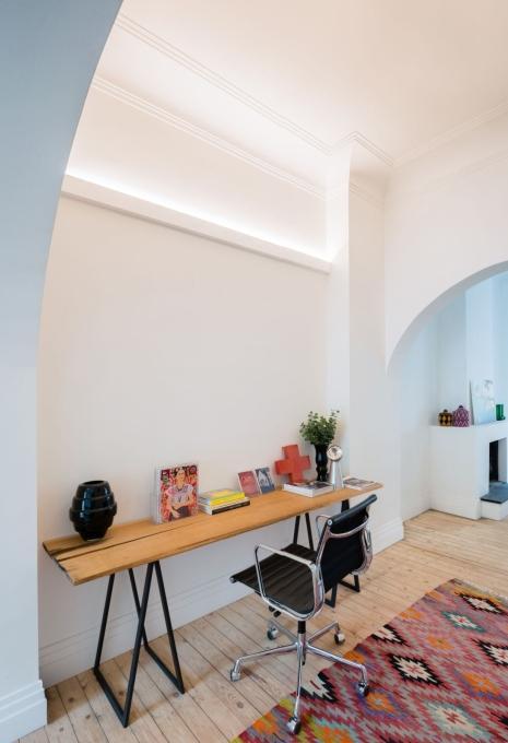 indirecte verlichtingsprofielen zijn perfect om een interieur mee te upgraden