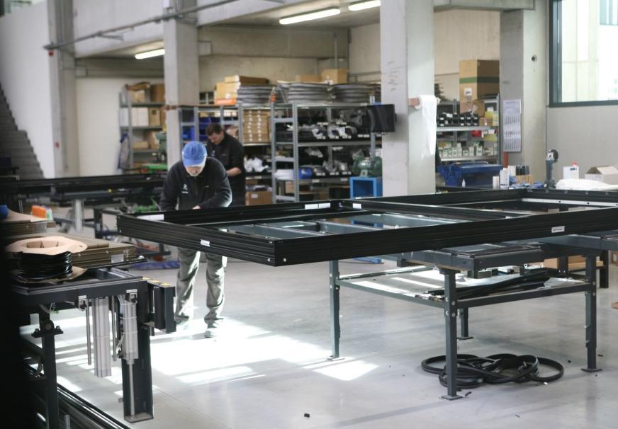 Thielemans & Co: croissance dans les solutions automatisées