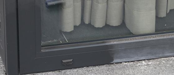 In sommige gevallen kan een sterk vervuild profiel nog proper gemaakt worden door het netjes te reinigen en te conserveren