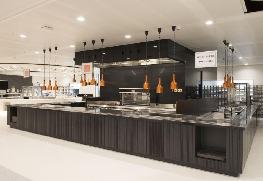 Reynders Eiffage remporte le Trophée Menuiserie catégorie Construction d'Intérieur