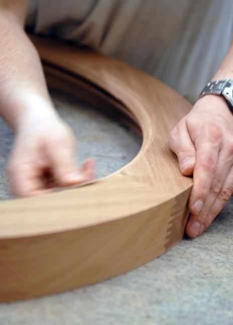 DM Ramen staat bekend om zijn flexibele aanpak, waardoor de vakman er ook voor speciale ramen terechtkan