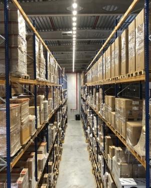 Heytec beschikt over de grootste voorraad in België