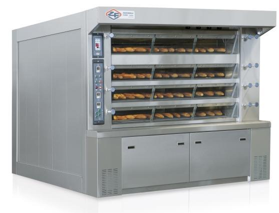 bakerij oven