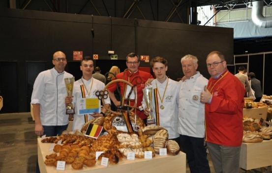 Winnaars Aspirant Baker