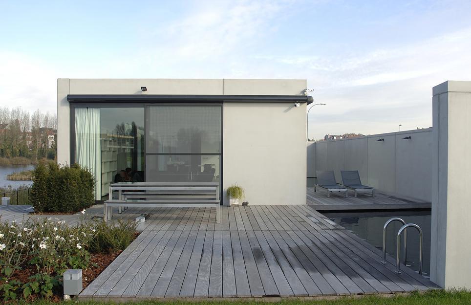 Crepain Binst Architecture project
