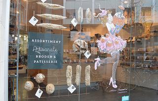 Patrick Aubrion voit un bel avenir pour les spécialités de pain. Il rêve d'avoir sa propre boulangerie au sein d'Antoine