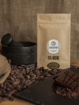 Chocolatoa heeft momenteel vier referenties  chocolade in het assortiment