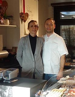 Marjan en Stephan Dumon