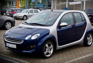 Smart ForFour 2006