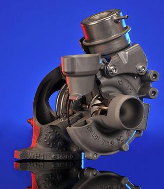 Turbocharger voor 1,6 liter dieselmotor Energy dCi 130 voor Renault