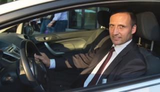 dr. Raphael Fischer, directeur van de E-Wheel Driveand Mechatronics Product Group binnen Schaeffler