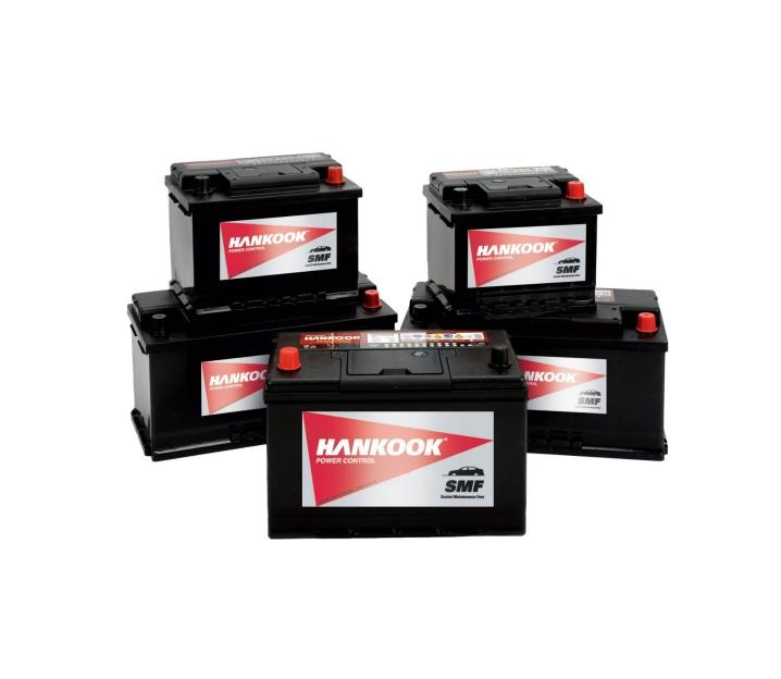 Battery Supplies Hankook distributeur