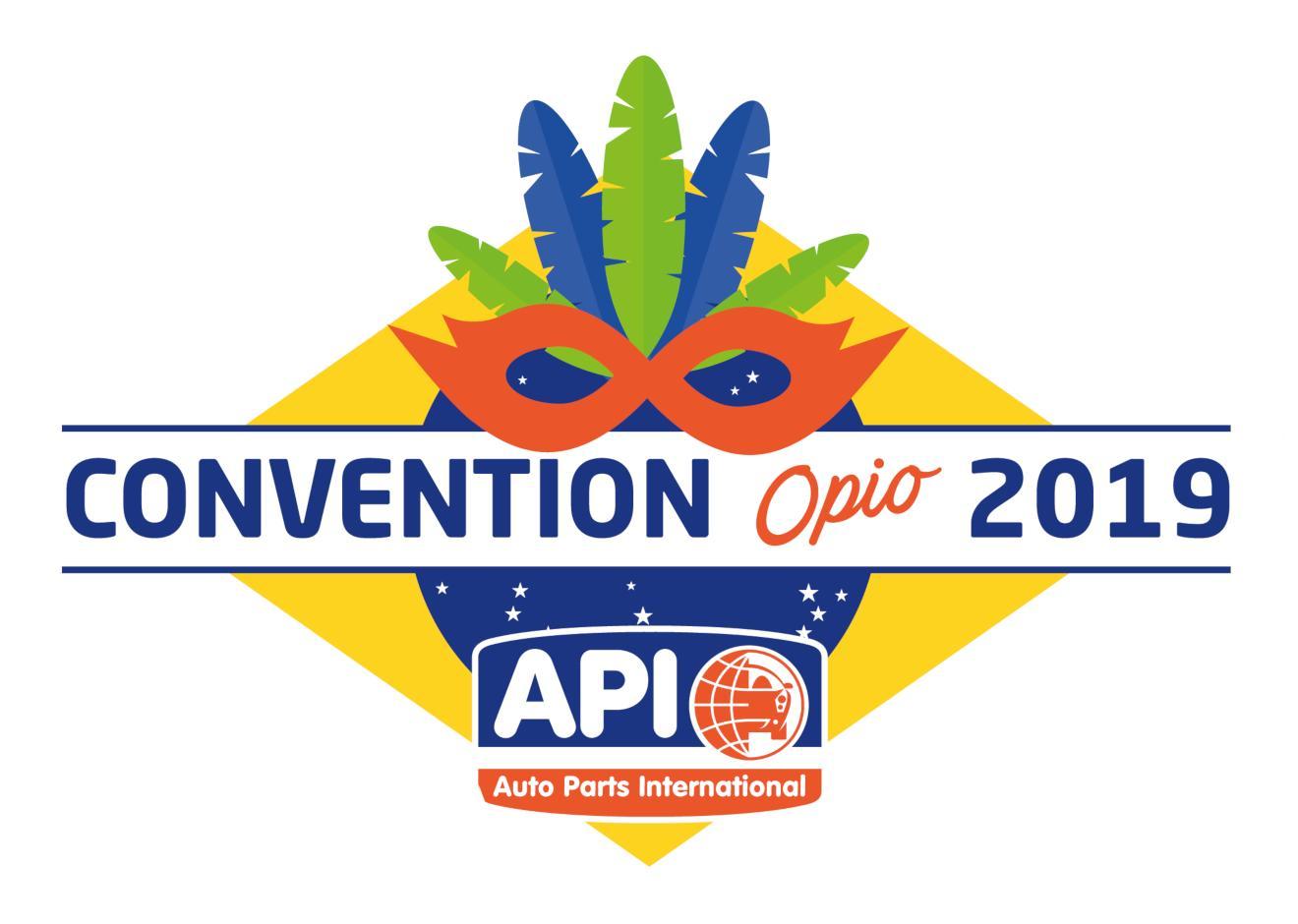 API CONVENTIE 2019 @ Opio