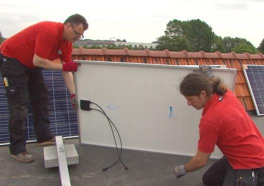 Kan je zelf zonnepanelen leggen