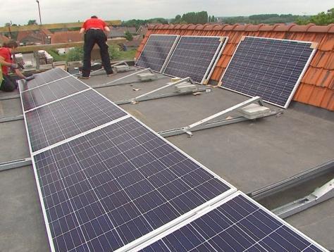 PV panelen zelf leggen