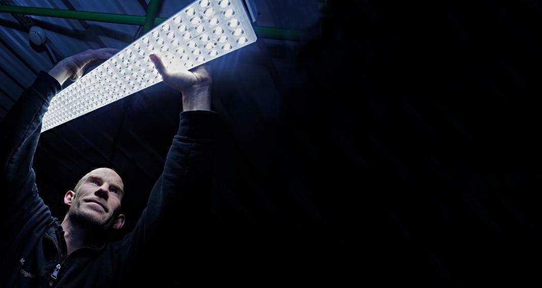 Installateur is ook in Light As A Service Projecten belangrijke schakel