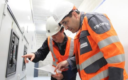 """Joeri Van Deynze: """"Het leek ons opportuun om het project in een vaste structuur  te gieten, waarbij Electrium het geheel beheert en opvolgt. Als iemand een aanpassing doet, mag enkel Electrium dat voortaan aanpassen in de masterfile"""""""