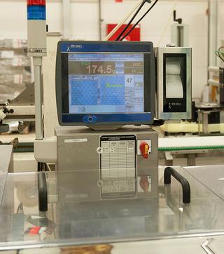 De installatie van de DACS-controleweger heeft geholpen om de algemene efficiency in het verpakkingsproces te verbeteren