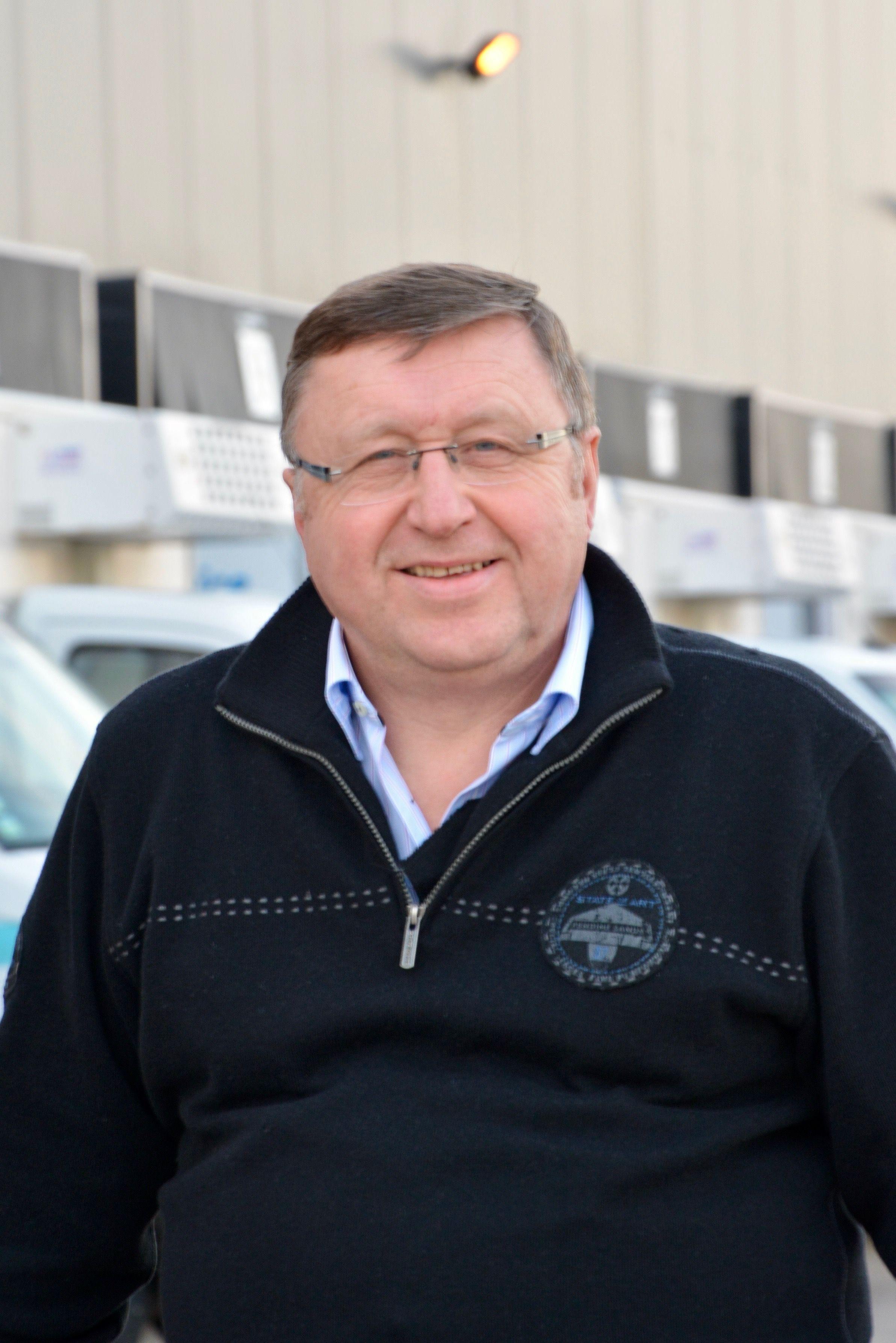 Johan Dekeyzer, gedelegeerd bestuurder Dekeyzer-Ossaer