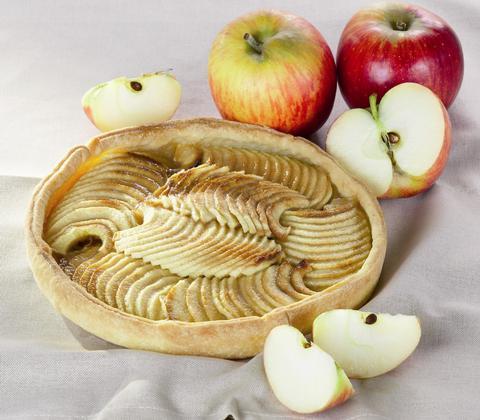 ronde halve taart