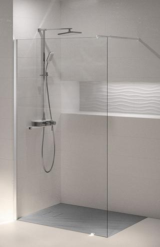 Inloopdouches badkamertrend van het moment - Artikel - Dobbit