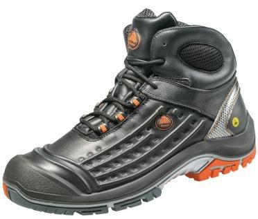 Hoge schoenen,  zoals deze Vector Nova, bieden meer bescherming