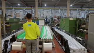 Momenteel zet het bedrijf volop in op de vernieuwing van het machinepark