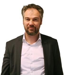 David Pauwels,VP OperationsAtlas Copco Compressor Technique Service division