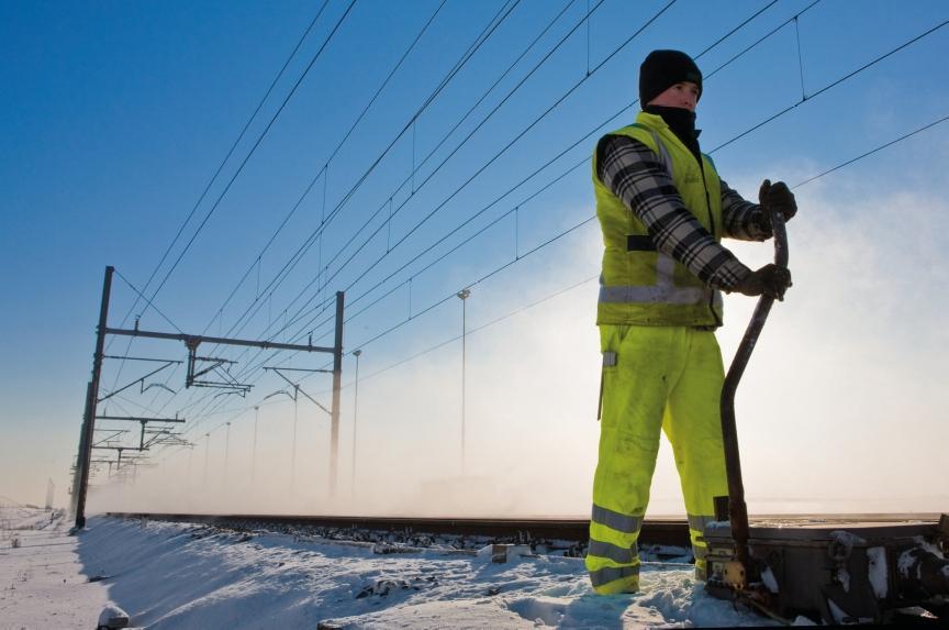 Veilig en slimmer spoorbeheer