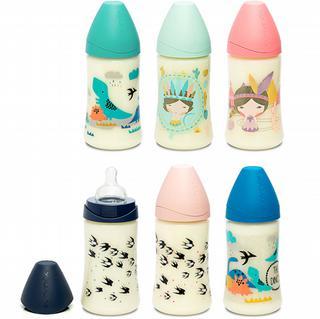 De stijlvolle designs van Suavinex zijn van een goede kwaliteit, terwijl ze niet duurder zijn dan andere merken