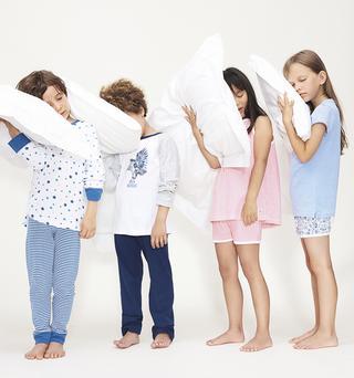 Voor de klant blijft het vooral belangrijk dat pyjama's zacht aanvoelen, gemakkelijk te onderhouden zijn en er leuk uitzien