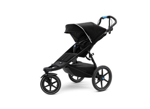 De Thule Urban Glide 2 is een kinderwagen voor alle terreinen, met een strak ontwerp, waardoor hij perfect is voor een stadsavontuur of voor een   wandeling op uw favoriete route