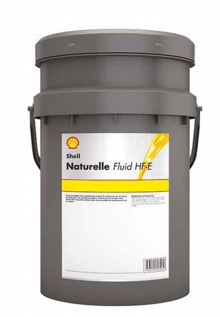 Shell Naturelle HF-E is te gebruiken in verschillende industrieën
