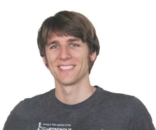 Pieter Vandenbroucke,chef de projet d'Operatorinfo (Picanol)