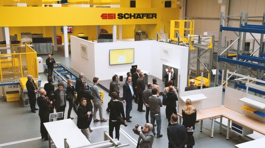 Media Forum' de SSI Schaefer