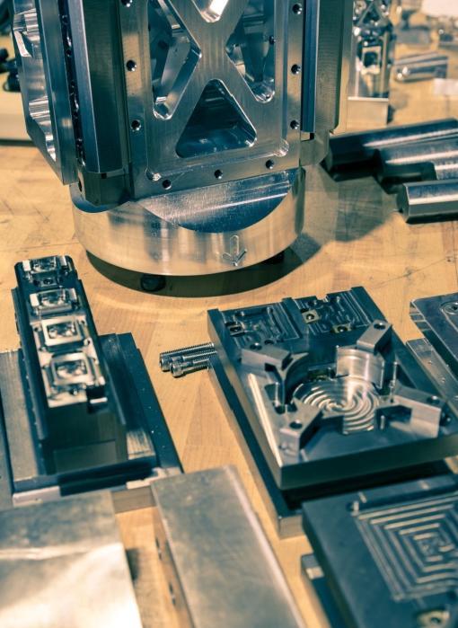 De automatiseringstools in huidige CAM-softwarepakketten kunnen zelf features scannen, identificeren en creëren van het digitale CAD-model, wat de productiviteit aanzienlijk verhoogt