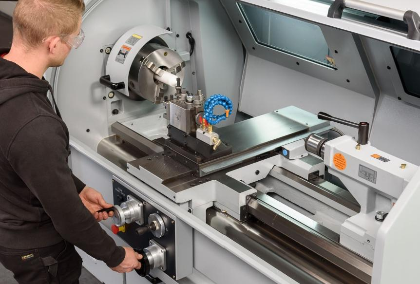 Crispyn Machines CNC Conventioneel