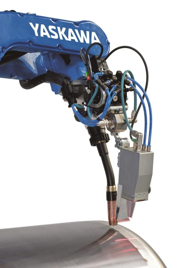 Yaskawa lasrobot