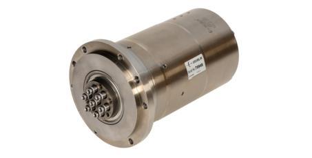 Raccord rotatif 7 canaux Hybrid de DEUBLIN
