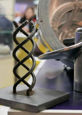WAAM is een alternatieve technologie voor 3D-metaalprinten, waarbij lasdraad wordt gesmolten.
