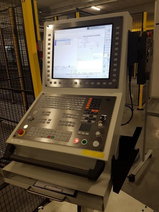 SKS Machines maakt  niet alleen zijn eigen machines, inclusief de software, maar doet ook onderhoud en aanpassingen van alle soorten metaalbewerkingsmachines
