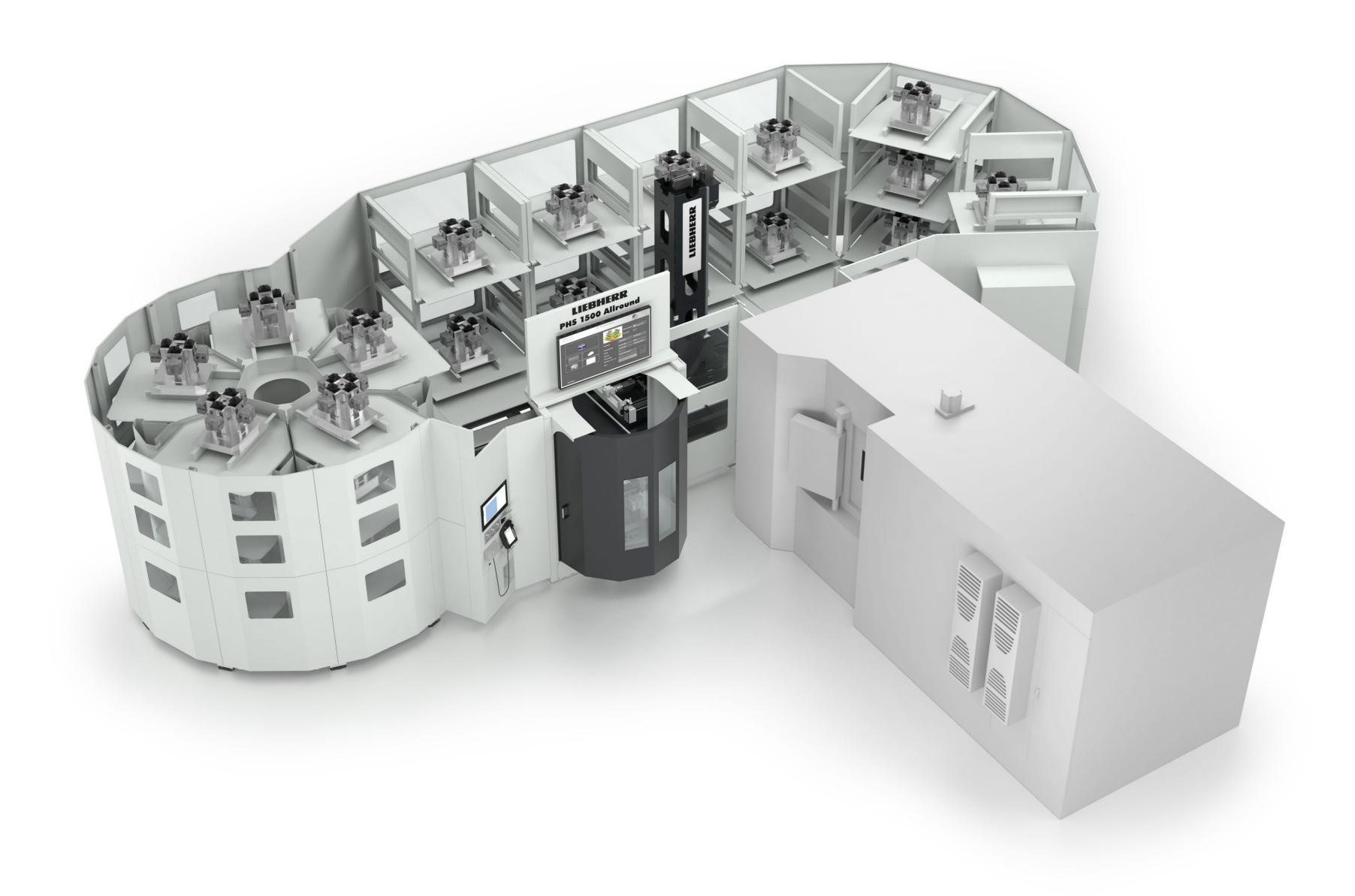 De PHS Allround is zeer gebruiksvriendelijk en heeft Industry 4.0-functies