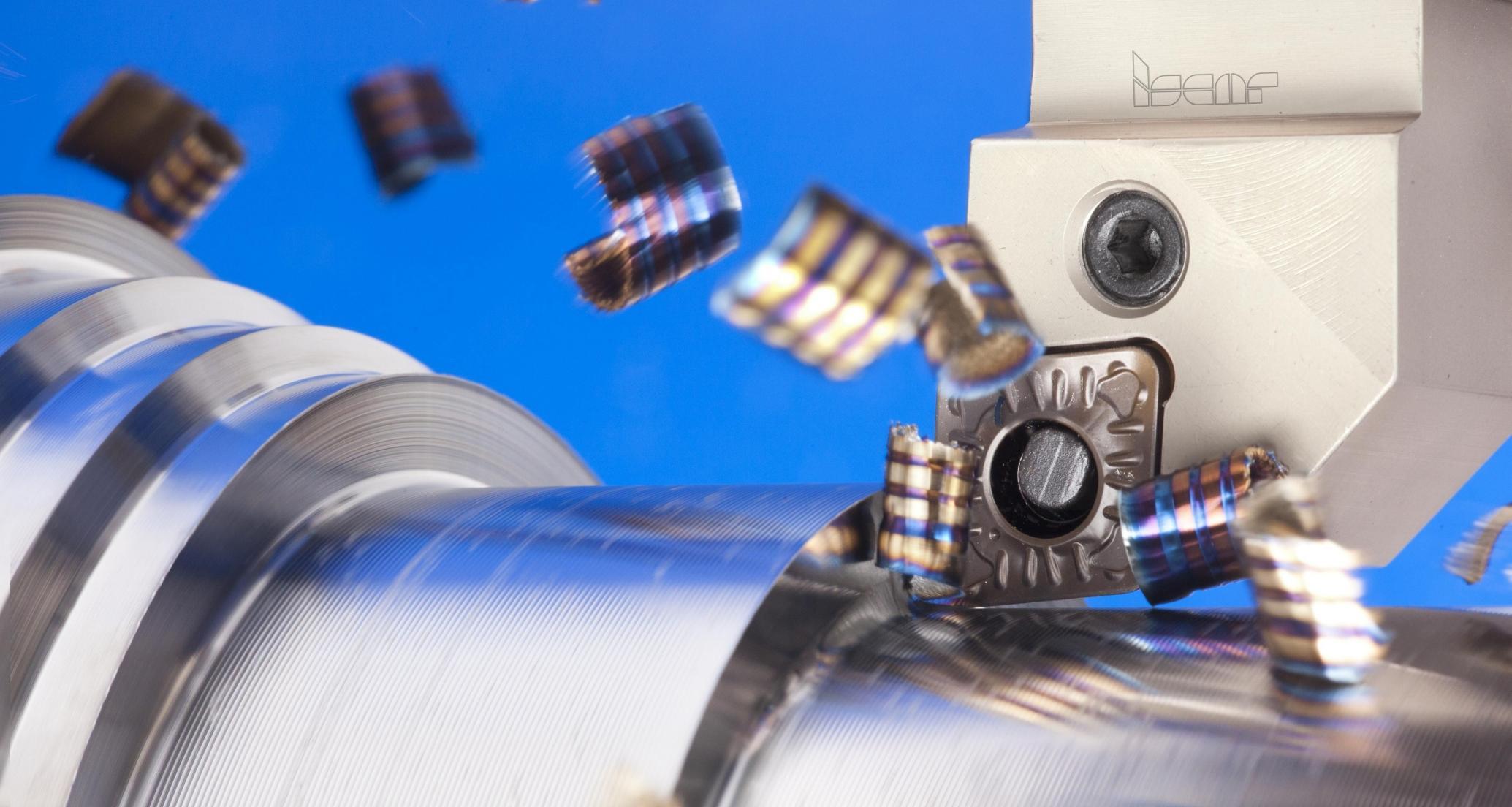 Er worden jaarlijks duizenden  nieuwe gereedschappen ontwikkeld bij Iscar