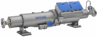 De M-PHASE 5000 is een multiphaseflowmeter die mengsels van olie, gas en water kan meten. Het meetprincipe is gebaseerd op magnetische resonantie. Deze flowmeter is ontworpen voor toepassingen in de olie- en gasindustrie waar direct bij de oliebron het volumedebiet van olie, gas en water gemeten wordt, zonder het mengsel eerst te scheiden